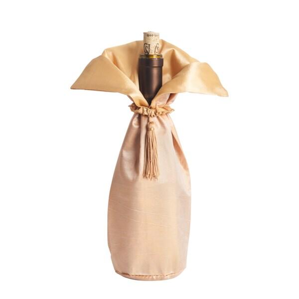 Classic Design Butterscotch Color Bottle Dresses (Set of 6)