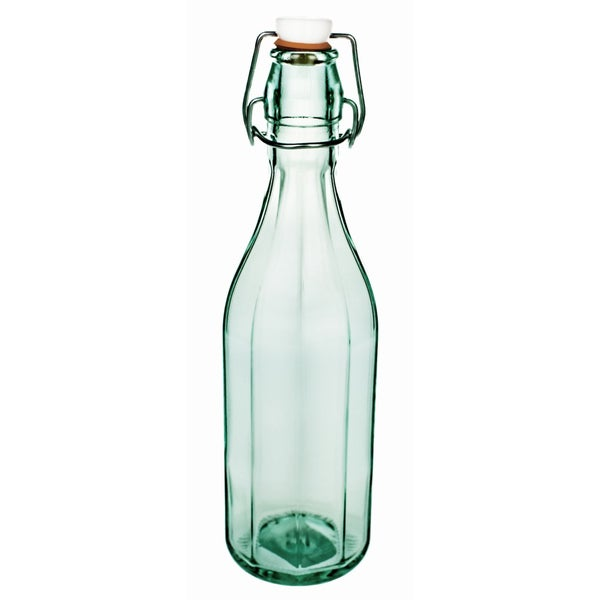 Faceted Large Bottles (Set of 2)