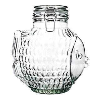 Global Amici Pesce Design Cookie Jar