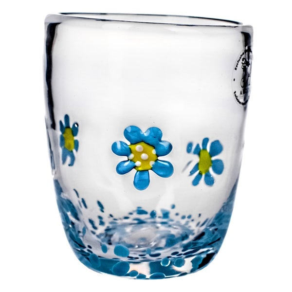 Flower Field DOF Glasses (Set of 4)