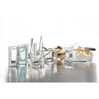 Fifth Avenue Crystal Lugano Mixed Taster 25-piece Set