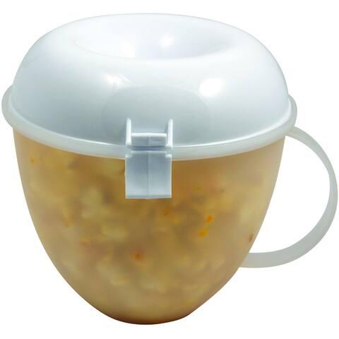 KitchenWorthy Microwave Popcorn Popper