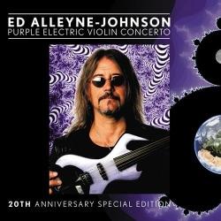 ED ALLEYNE-JOHNSON - PURPLE ELECTRIC VIOLIN CONCERTO