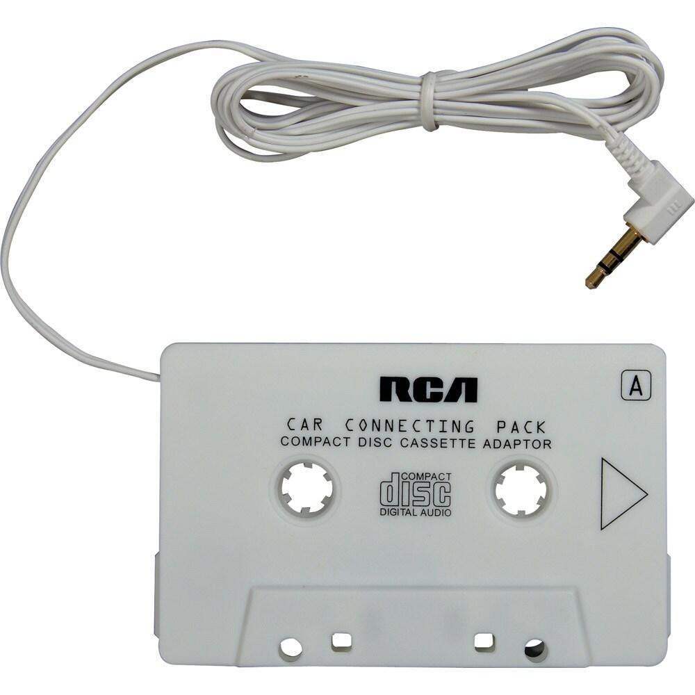 Audiovox MP3/CD Player Cassette Adapter