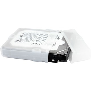 StarTech.com 3.5in Silicone Hard Drive Protector Sleeve with Connecto