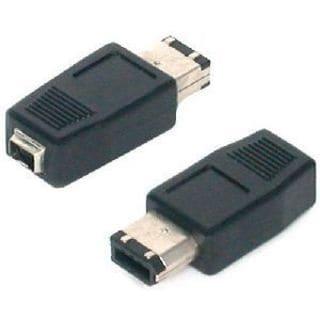 StarTech.com IEEE-1394 FireWire Adapter 4 Pin - 6 Pin F/M
