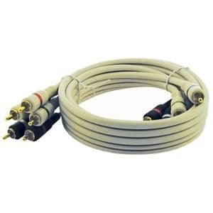 Steren BL-216-506IV Premium Component Video Cable