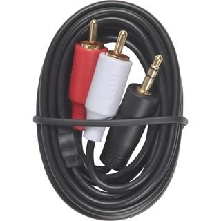RCA Mini-phone/RCA Audio Cable