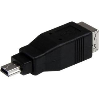 StarTech.com Mini USB to USB B Adapter - M/F