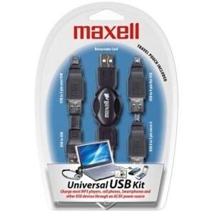 Maxell USBK-1 Power Accessory Kit