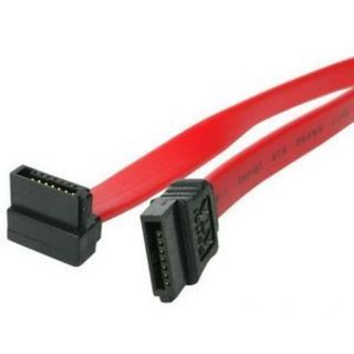 Star Tech 24in SATA to Right Angle SATA Serial ATA Cable