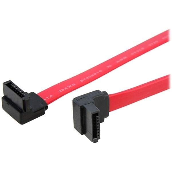 StarTech.com 36in Right Angle SATA Cable