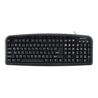 Gear Head Media Pro USB Keyboard