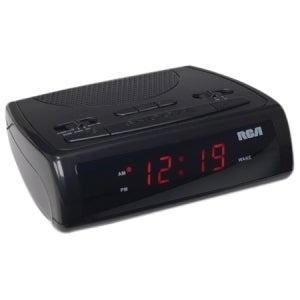 RCA RC100 Clock Radio