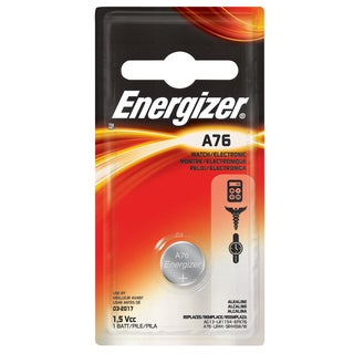 Energizer A76BPZ Alkaline Coin Cell Battery
