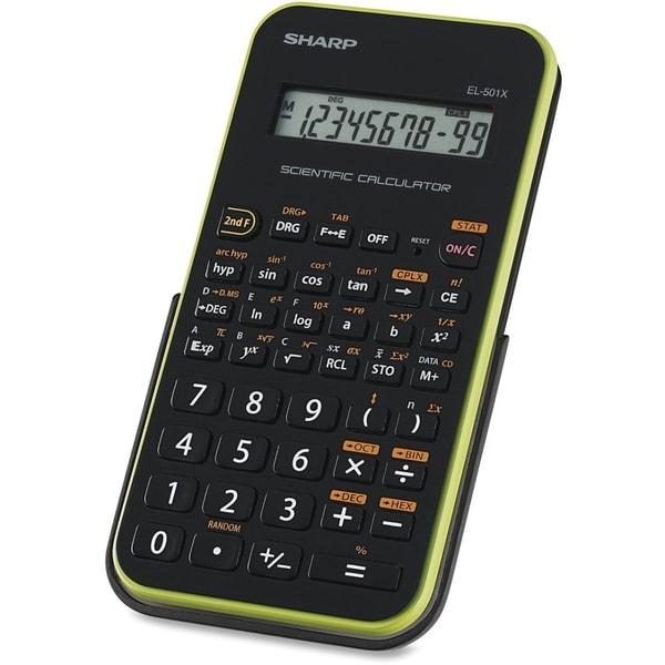 Sharp Calculators EL501X Scientific Calculator
