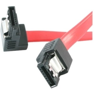 StarTech.com 12in SATA to Right Angle SATA Serial ATA Cable
