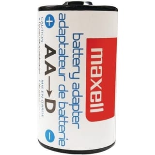 Maxell Battery Adapter