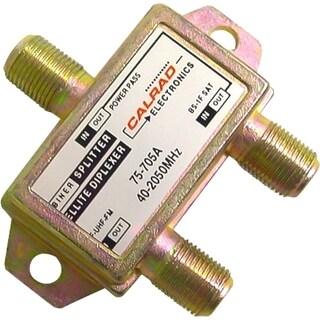 Calrad Electronics 75-705 SATELLITE DIPLEXER-MIXER 75-705-A Smaller V