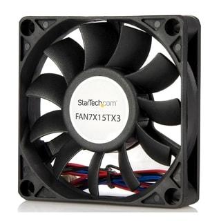StarTech.com Replacement 70mm Ball Bearing CPU Case Fan - TX3 Connect