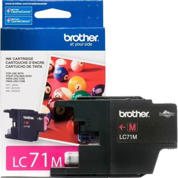 Brother Innobella LC71M Original Ink Cartridge