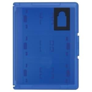 Hori Game Card Case 12 (Blue) for PS Vita