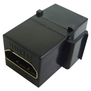 Calrad Electronics Keystone HDMI 1.3b Female to Female Insert|https://ak1.ostkcdn.com/images/products/7476800/P14923393.jpg?impolicy=medium