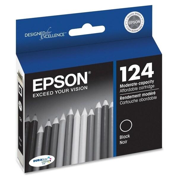 Epson DURABrite 124 Moderate Capacity Ink Cartridge