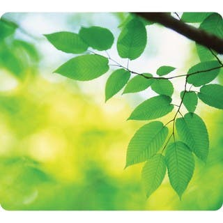Fellowes Recycled Mouse Pad - Leaves https://ak1.ostkcdn.com/images/products/7477439/P14923979.jpg?impolicy=medium