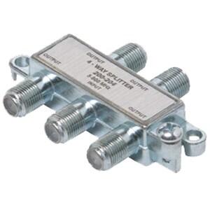 Steren 4-Way Mini Splitter