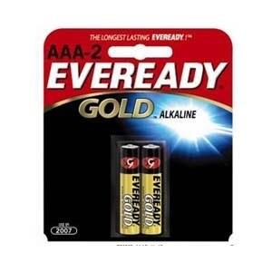 Energizer AAA Alkaline General Purpose Battery