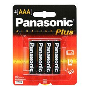 Panasonic AAA-Size General Purpose Battery Pack