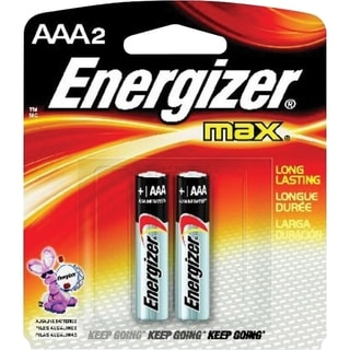Energizer Alkaline AAA Battery