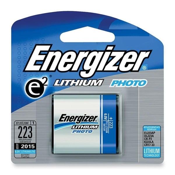 Energizer e2 EL223APBP Lithium Photo Battery Pack