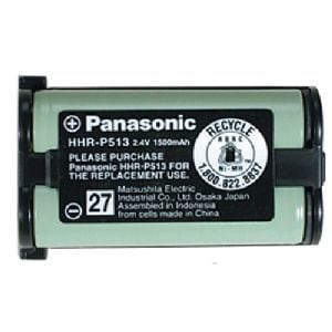 Panasonic HHR-P513A Nickel-Metal Hydride Cordless Phone Battery