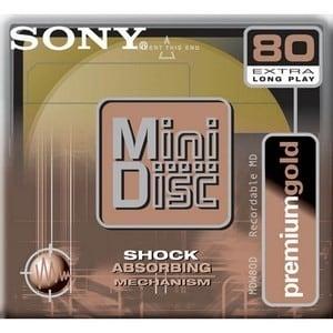 Sony Premium MiniDisc Media