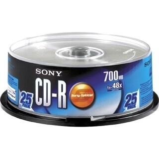 Sony 48x CD-R Media