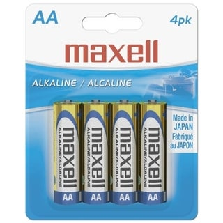 Maxell Gold Alkaline General Purpose Battery