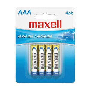 Maxell Alkaline General Purpose Battery