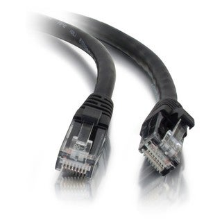 C2G 10ft Cat5e Snagless Unshielded (UTP) Network Patch Ethernet Cable