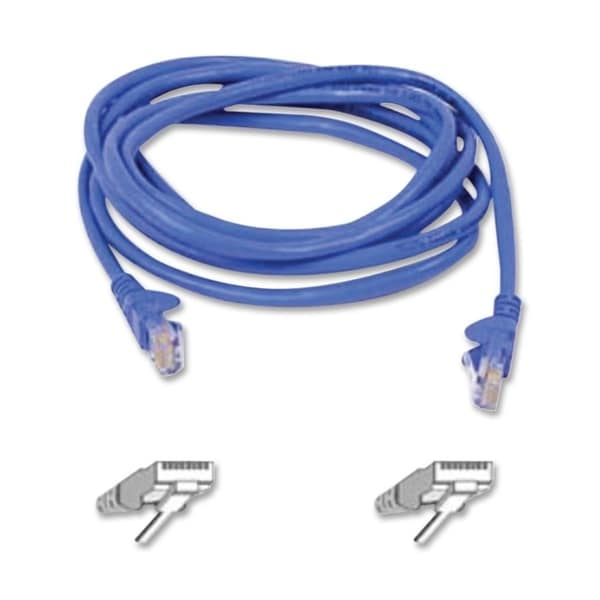 Belkin RJ45 CAT5e Snagless Patch Cable