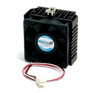 StarTech.com 65x60x45mm Socket 7/370 CPU Cooler Fan w/ Heatsink & TX3