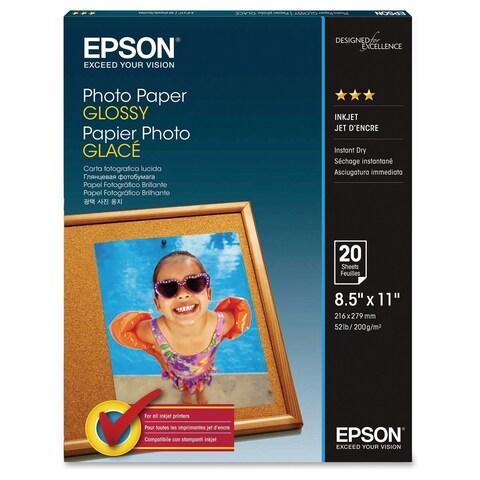 Epson Inkjet Print Photo Paper