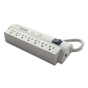 APC SurgeArrest Personal 7 Outlet 120V