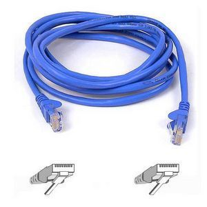 Belkin Cat5e Network Cable, Blue #A3L791-06-BLU