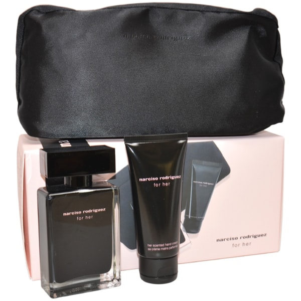 Narciso Rodriguez Women's 3-piece Gift Set