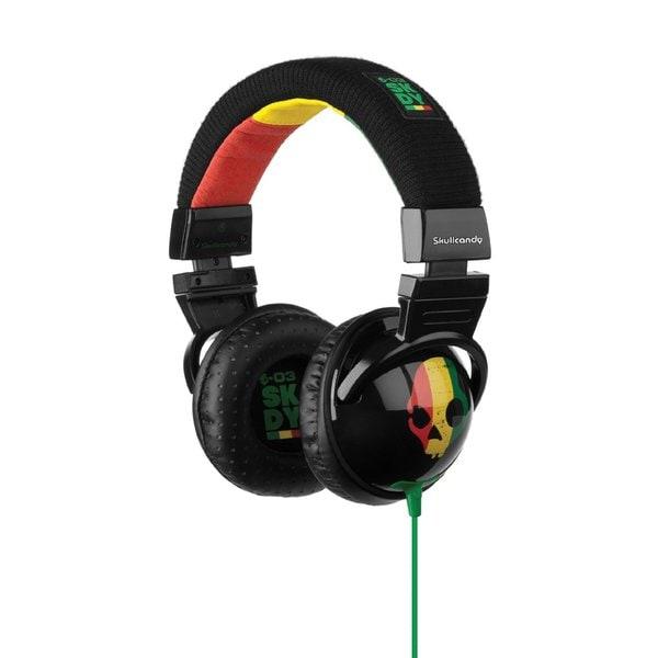 Skullcandy Hesh 2.0 Rasta Headphone