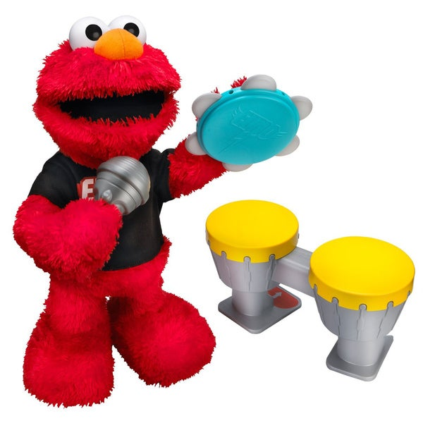 Sesame Street 'Let's Rock' Elmo