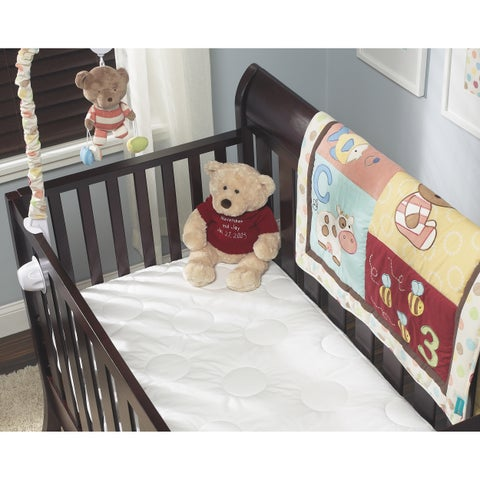 Famous Maker Water Proof Crib/ Toddler Bed Mattress Pad Protector