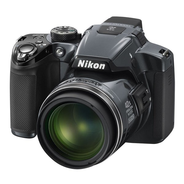 Nikon Coolpix P510 16.1MP Dark Grey Digital SLR Camera